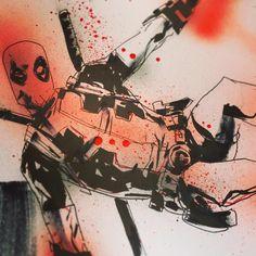 Deadpool by Jock *
