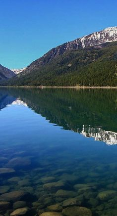 Wallowa Lake is a special place, that awes everyone who first lays eyes upon it.
