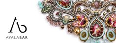 The craftsmanship of Ayala Bar jewelry is extremely intricate and detail oriented.