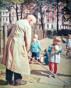 DDR Kindergarten, 60er Jahre