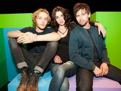 Toby, Adelaide, and Torrance