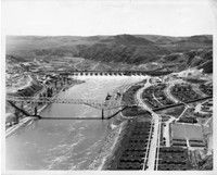 By Bureau of Reclamation, Published on Grand Coulee Dam, Dam Construction, Mason City