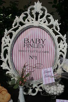 SugarPalooza: Coco Chanel Baby Shower