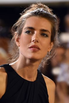 Charlotte Casiraghi - Soirée de cloture du 20ème Jumping International de Monte-Carlo