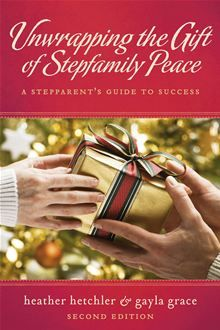 Are you looking for ways to have a peaceful holiday season with your stepfamily? Unwrapping the Gift of Stepfamily Peace: A Stepparent. Ebook available on Kobo, Amazon, itunes...all major e-retailers.