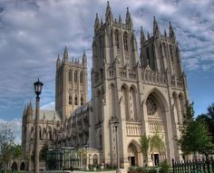 Washington Cathedral.