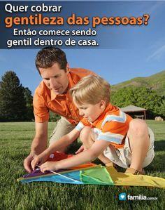 Familia.com.br | 20 #maneiras de ser #gentil com seu #filho. #parentalidade #amor