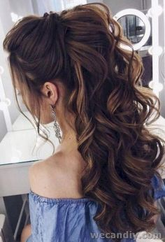 Amazing Hairstyles Ideas For Your Curly Hair #amazinghairstyles #hairstyles #womenhairstyles