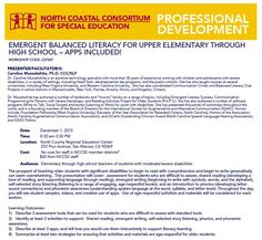 AAC Girls: EMERGENT BALANCED LITERACY FOR UPPER ELEMENTARY THROUGH HIGH SCHOOL – APPS INCLUDED!