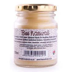 Buy Bee Natural Head to Toe Healing and Beauty Balm Online Cracked Lips, Cooking Temperatures, Beauty Balm, Insect Bites, Raw Honey, Sunflower Oil, Head To Toe, Clipart, Vitamin E