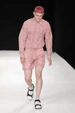 SS 2014 Catwalk Images | Christopher Shannon