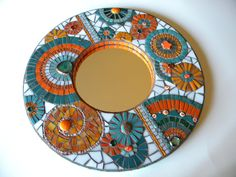 Image result for images of mosaic mirrors