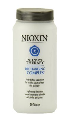 Buy Nioxin Pills | Home Salon Products Hair Care Hair Treatment Nioxin Intensive Therapy ...