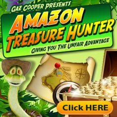 http://amztreasurehunter.com/jv-invite/.  Gaz Cooper is launching Amazon Treasure Hunter Thursday 12th July 11.00am.  Share some love and repin this.