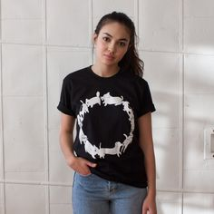 Social Circle T-shirt