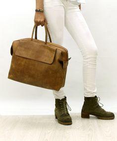 Sale!!! Distressed Brown Leather Bag leather leather handbag, womens leather messenger bag, handmade leather bag - Wordlen bag