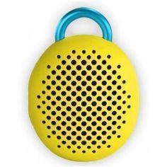 Divoom Bluetune-Bean Yellow Bluetooth Speakers