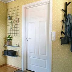 Stjärnflor - Boråstapeter Tall Cabinet Storage, Furniture, Home Decor, Decoration Home, Room Decor, Home Furnishings, Home Interior Design, Home Decoration, Interior Design