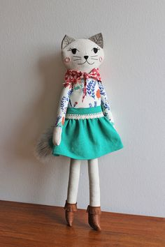 Image of Ale, CAT DOLL                                                                                                                                                     More