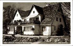 Tutzing im Kreis Starnberg Oberbayern, Haus Ludendorff