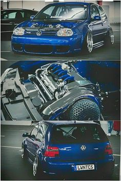 Cool Volkswagen 2017: Volkswagen Golf Mk4 R32 VR6 Turbo...  Vee Double You Check more at http://carsboard.pro/2017/2017/04/19/volkswagen-2017-volkswagen-golf-mk4-r32-vr6-turbo-vee-double-you/