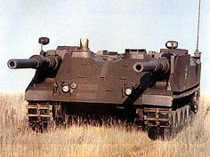 After WW II one thing became evident - existing design of tanks is shitty. But after a while tank creators discovered that other designs are even more shitty. Nevertheles germans didn't give up this direction. It is towerless Leopard 3 tank. 2 different...