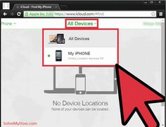 find stolen iphone with imei