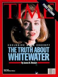 "ARTICLE: The More Things Change,  the More They Stay the Same -  A comparison made between the Clinton Whitewater affair and the Benghazi murders of Ambassador Stevens and three other Americans. ""The undeniable conclusion that the reader will draw from these two comparative cases is that Hillary Clinton, one the President's top cabinet members, is, has been and probably always will be a sociopathic criminal with no conscience."""