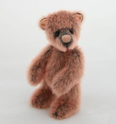 Pipkins Bears artist teddy bear pattern PDF file by pipkinsbears