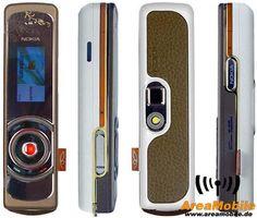 Оригинальный гламурный мобильник от Нокиа — Nokia 7380 — DirectHost.ru