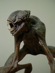 creature design technical chart - Google Search