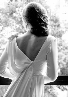 vestido novia Isabel Nuñez
