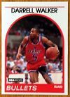 For Sale - 1989-90 NBA HOOPS DARRELL WALKER CARD#134 MINT NEW YORK KNICKS DENVER ARKANSAS - http://sprtz.us/NYKnicksEBay