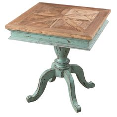 Keyton Pedestal Accent Table available through StagingAndDesignNetwork.com