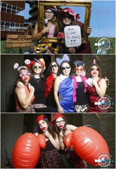 Photo Booth Bar Mitzvah Party Entertainment by Sweet Dreams Photo Video - mazelmoments.com