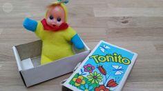 MUÑECO TOÑITO MINI AÑOS 70 - foto 2