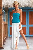 High-low must-have skirt|Boston Proper
