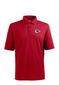Cheer on your team in-style at the game or at home. Start by stepping into Rally House to discover the most diverse selection of Kansas City Chiefs shirts. Whether you're searching for the perfect short-sleeved shirt, long-sleeved tee, or tank top, you'll find the biggest selection at Rally House.Show up to the game with your squad looking fresh. Shop men, women, and kids before you head out to cheer on your favorite hometown team. Cheering on your hometown team in one of your best Ch...