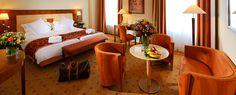 Hotel de la Paix, Lausanne Switzerland Lausanne, Switzerland, Hotels, Couch, Spaces, Bed, Furniture, Home Decor, Lake Geneva