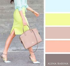 #alinababina #alinababinacolors #colorpalette #colourpalette