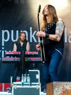 ©arospar. 7/05/2014 en Rock'n Vantaa (Helsinki - Finlandia)