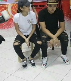 KathNiel — outfit on point || twinning