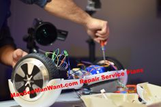 12 Month Service Plan for Hoverboard Warranty Supplement