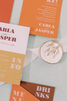 70s Wedding Inspiration – The White Wren 1970s Wedding, Flower Factory, 70s Glam, Delicate Jewelry, Wedding Invitation Suite, Bridal Beauty, Wedding Looks, Color Pop, Wren