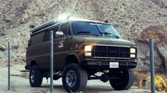 1985 GMC Vandura CHEVY VAN-HEAVY DUTY-6 INCH BODY LIFT-HEAD TURNER! | eBay Motors, Cars & Trucks, GMC | eBay!