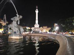 Praça de Dom Pedro IV