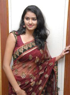 Kousalya Cute Saree Photos
