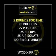 Crossfit Workout Program, Workout Programs, Calisthenics Workout Routine, Monday Motivation, Fitness Motivation, Body Build, Air Squats, At Home Workouts, Push Up