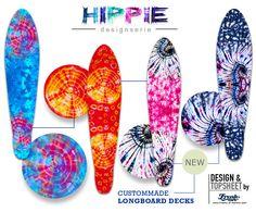 Boarddesign, Hippieboards www.freaksoffashion.com