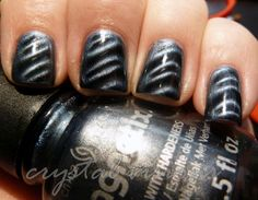 China Glaze Magnetix - Pull Me Close I went to buy this yesterday and they didn't get any in yet :(